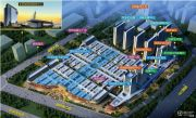 武汉自贸城规划图
