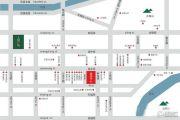 国瑞中心中央公馆交通图
