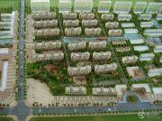大庞富郦城外景图