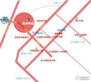 溪泽华庭交通图