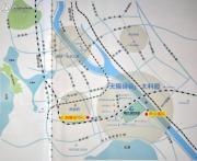 朗诗绿色街区规划图