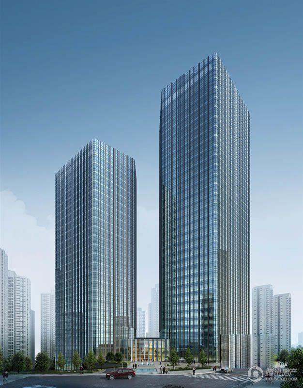 金融街融景中心灵动商务空间现房在售 均价15000