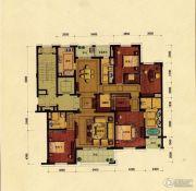 玉兰广场0室0厅0卫118--156平方米户型图