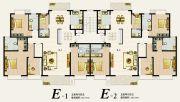 尚京新城5室3厅1卫187平方米户型图