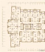 南阳恒大帝景1室1厅1卫42--92平方米户型图