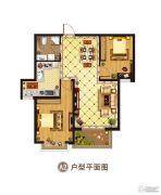 宝石花园2室2厅1卫0平方米户型图