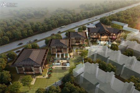 中洲锦城湖岸