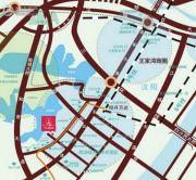 中冶枫树湾交通图