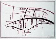 大成门交通图