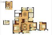 招商雍景湾3室2厅2卫115平方米户型图
