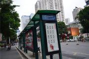 三盛国际中心交通图