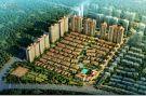 同价位楼盘:绿湖国际城效果图