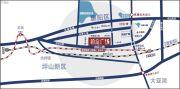 铂金广场交通图