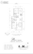 富力湾3室2厅2卫118平方米户型图