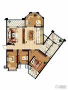 齐鲁涧桥3室2厅2卫0平方米户型图