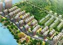 同价位楼盘:城基河畔花园效果图