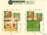 蓝光・林肯公园0室0厅0卫126平方米户型图