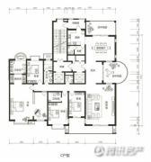 珠峰国际花园三期0室0厅0卫0平方米户型图
