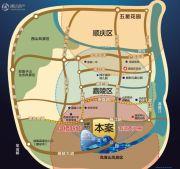 南湖凯旋广场交通图