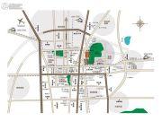 中海�鼎大观交通图