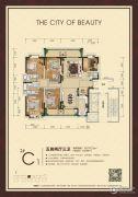 万豪丽城5室2厅3卫279平方米户型图