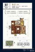 澜岸花园3室3厅3卫0平方米户型图