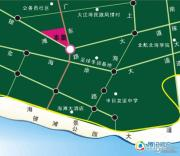 银滩圣美阳光家园交通图