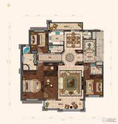 兴创屹墅3室2厅3卫0平方米户型图