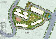锦安花园规划图