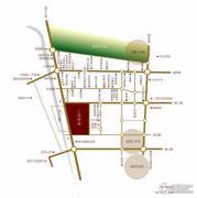 上海新城交通图