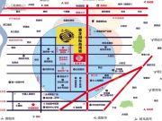 亚龙国际商博城交通图