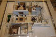 恒裕滨城二期3室2厅2卫145平方米户型图