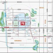 创新广场交通图