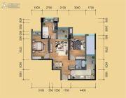 鹭洲国际二期3室2厅1卫78--86平方米户型图