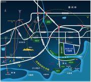 碧桂园太东天樾湾交通图
