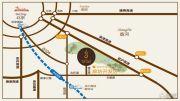 鸿坤・凤凰城交通图