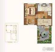 新城源山4室2厅4卫157平方米户型图